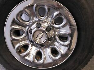 Rim and tire package