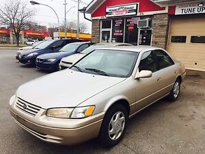 1998 TOYOTA CAMRY V6 with 213 KM