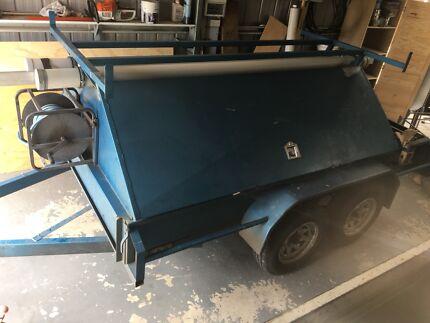 10x5 tradesman trailer