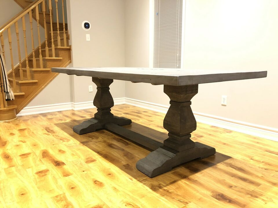 Magnificent Structube Castle Grey Dining Table For Sale Redflagdeals Dailytribune Chair Design For Home Dailytribuneorg