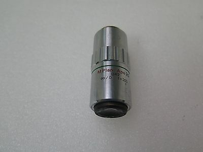 Parco M Plan Apo 20 0.42 0 F200 Microscope Objective