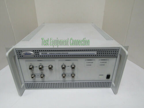 Spirent Sr5500 Wireless Channel Emulator - As Is