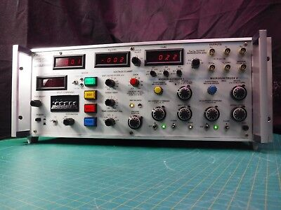 -axon Instruments Axoclamp-2a Current And Voltage Clamp Power Supply Controller