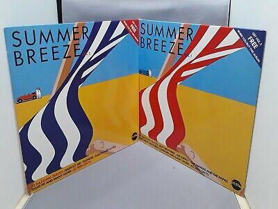 Vinyl LPs, Summer Breeze vol 1 & 2 - 2 compilation albums