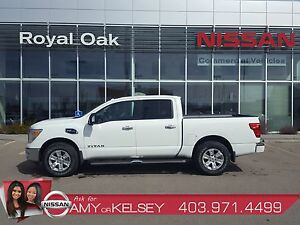 2017 Nissan Titan SV with the Premium Package **SAVE THOUSANDS**