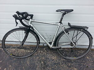 Canondale touring road bike