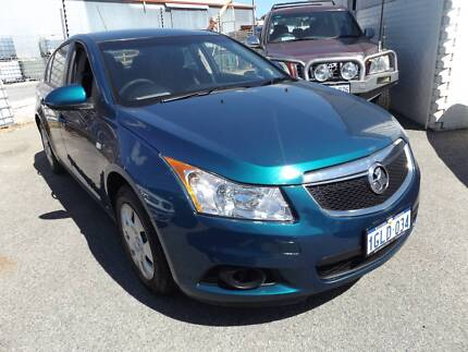 2012 HOLDEN CRUZE JH MY12 CD 6 SPEED AUTOMATIC HATCHBACK Maddington Gosnells Area Preview