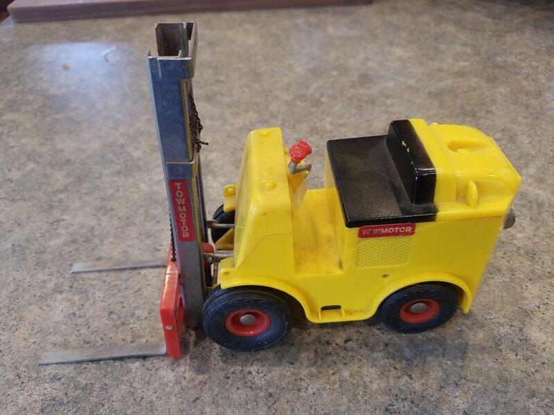 1950s Vintage Towmotor Forklift Fork Lift Truck Salesmans Sample Model