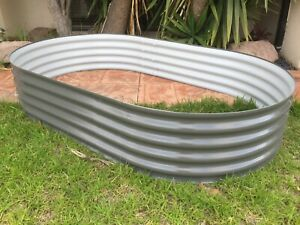 RAISED GARDEN BED 800 W 425 H 2400 LONG 8 IN STOCK CAN DELIVER
