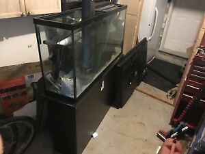 Marineland heartland 60 gallon tank/aquarium $100 STEAL