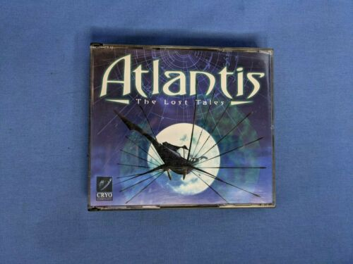 PC - Atlantis The Lost Tales (Cryo, 1997) - CIC