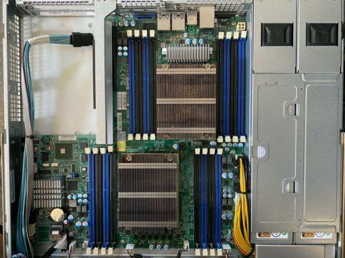 Supermicro X9DRW- iF Motherboard (DG)