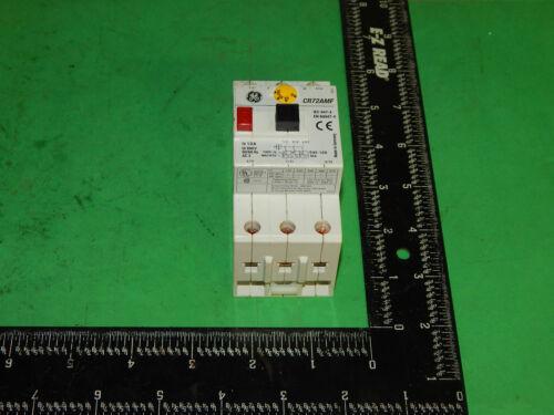 GE General Electric CR72AMF Motor Starter 3Phase 0.63-1Amp 690Volt 50/60Hz