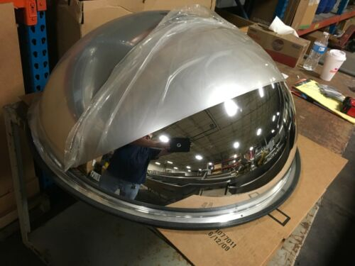 Full Dome Security Mirror 32In Acrylic