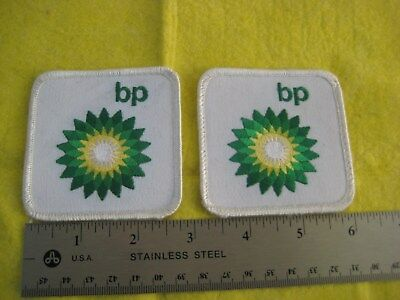 Vintage BP Gasoline Set Service Dealer Uniform Hat Patch