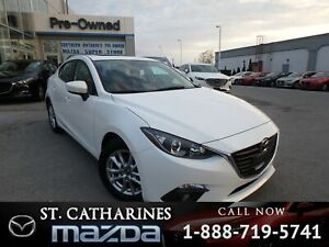 2015 Mazda Mazda3 GS,NAVIGATION,CPO,WINTER TIRES