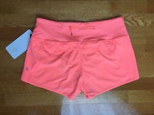 Lululemon Run Times Shorts size 6