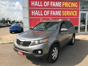 2011 Kia Sorento Base/LX LX- power group, auto, A/C,heated seats