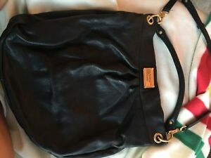 Marc Jacobs Classic Q - Hillier Hobo - Black