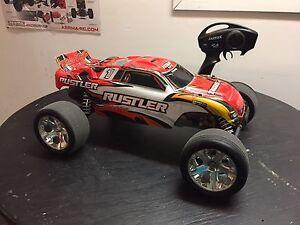 Traxxas Rustler 12T XL5