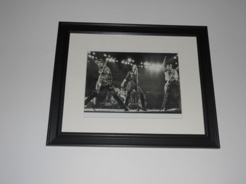 Large Framed The Clash