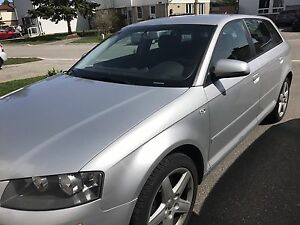 07 Audi A3 affordable luxury