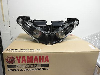 YAMAHA R1 OEM HEADLIGHT UPPER HEAD LIGHT HEAD 1KB-84300-00-00 NEW 2012 - 2014