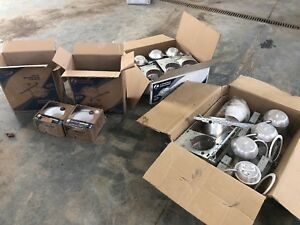 """Miscellaneous pot lights 5"""" and 6"""""""