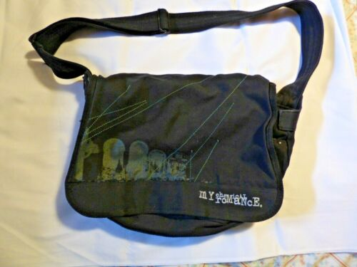 Rare Hot Topic My Chemical Romance Messenger Bag
