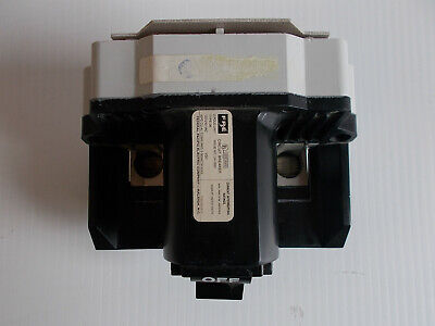Federal Pacific Fpe Main Circuit Breaker Type 2b 200amp 2 Pole