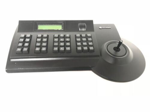 VPROTECT VKB200 INTELLIGENT CONTROL KEYBOARD AXIS SPEED DOME CONTROLLER
