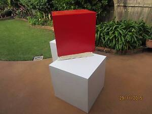 Corner Tables or Display Cubes Nowra Nowra-Bomaderry Preview