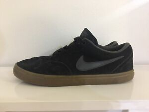 Nike Sb suede skateboarding shoes US7