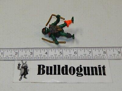 Mini Fightin Gear Michelangelo Figure Teenage Mutant Ninja Turtles 2003