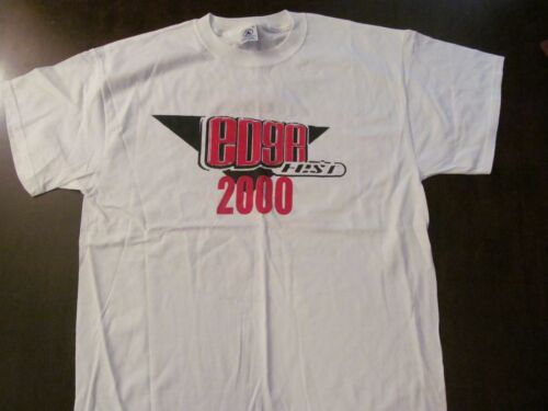 2000 EDGEFEST WHITE EVENT SHIRT-NEVER WORN-BUSH PENNYWISE EVERCLEAR