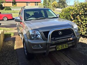 2004 Holden Rodeo Ute Rutherford Maitland Area Preview