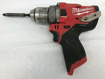 Milwaukee 2504-20 12 Volt Lithium Ion Fuel Brushless Hammerdrill G