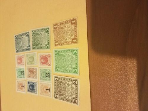 small Russia note set all gem unc  rare