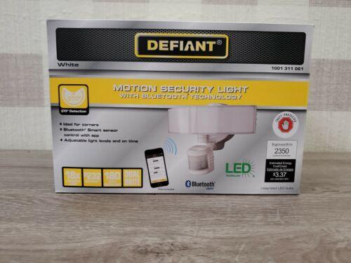 Defiant DFI5985WH 270 Degree LED Motion Sensor Outdoor Secur