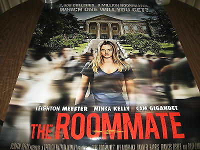 THE ROOMMATES MOVIE POSTER LEIGHTON MEESTER 27 X 40