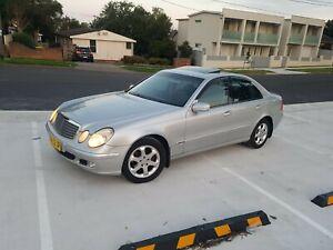 2004 Mercedes-benz E240 Classic 5 Sp Automatic Touchshift 4d S...