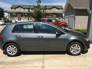 Volkswagen Golf TSI 2016 Automatic Low Km