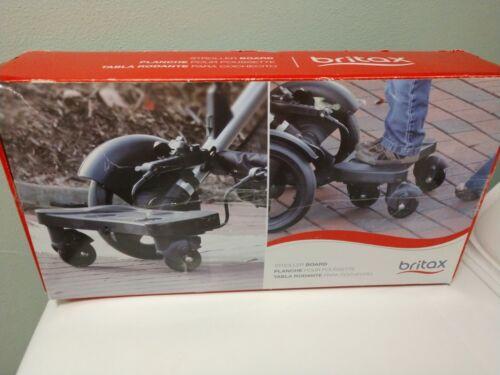 Britax Stroller Board, Black 2nd Child Ride on Attachment for Stroller 3 Wheel