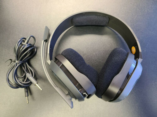 Logitech Astro A10 Wired Gaming Headset for PS4 w/ Flip-to-Mute Microphone