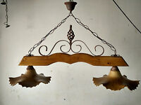 Lampadari per cucine rustiche cheap lampadari e per la casa with