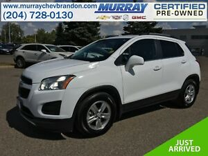 2013 Chevrolet Trax LT FWD *Low Mileage*