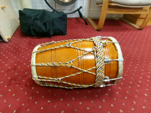 Professional Dholak/Dholaki Rope For Orchestra Traditional Musical Instrument