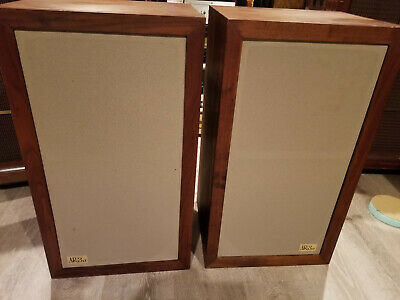 Vintage Acoustic Research AR-3A AR3A Speakers restored