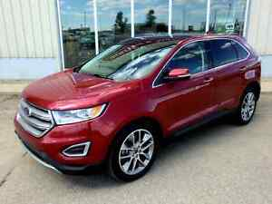 2016 Ford Edge Titanium 4x4 - Fully Loaded