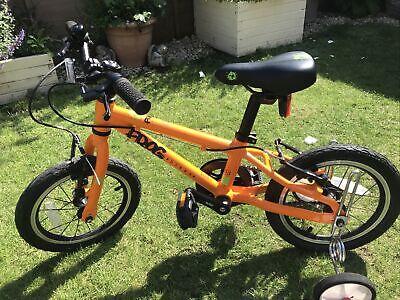 Frog Bike 43 - Orange - 14in Wheels. 43in Frame